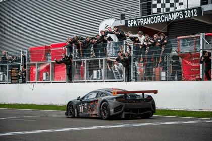 2012 McLaren MP4-12C GT3 - Spa 24 hours 9
