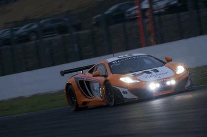 2012 McLaren MP4-12C GT3 - Spa 24 hours 11