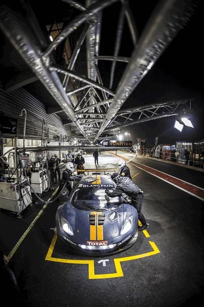 2012 McLaren MP4-12C GT3 - Spa 24 hours 15
