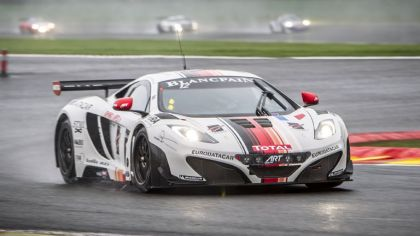 2012 McLaren MP4-12C GT3 - Spa 24 hours 8