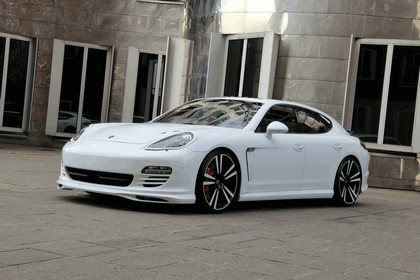 2012 Porsche Panamera ( 970 ) White Storm Edition by Anderson Germany 1