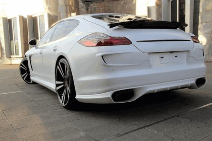 2012 Porsche Panamera ( 970 ) White Storm Edition by Anderson Germany 3