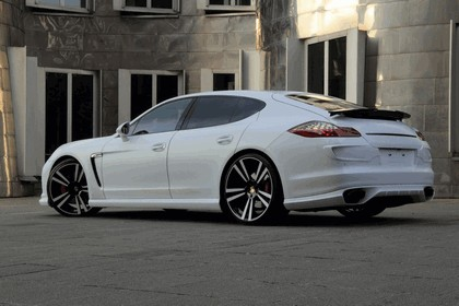2012 Porsche Panamera ( 970 ) White Storm Edition by Anderson Germany 4