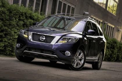 2013 Nissan Pathfinder 1