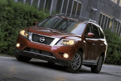 2013 Nissan Pathfinder 2