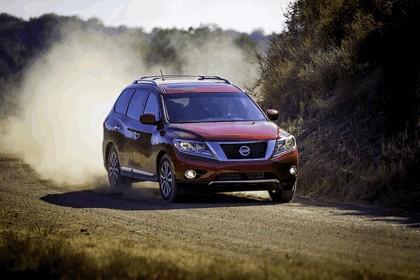 2013 Nissan Pathfinder 11