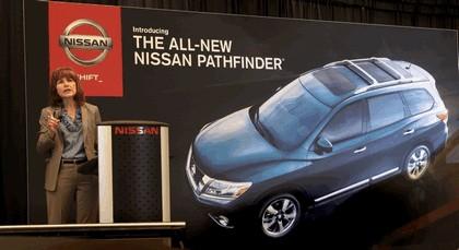 2013 Nissan Pathfinder 29