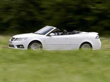 2011 Saab 9-3 Griffin convertible Aero - UK version 1