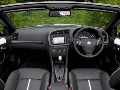 2011 Saab 9-3 Griffin convertible Aero - UK version 11