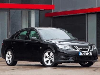 2011 Saab 9-3 Griffin Sport sedan - UK version 1