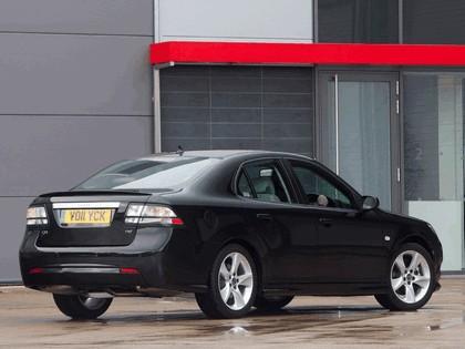 2011 Saab 9-3 Griffin Sport sedan - UK version 2
