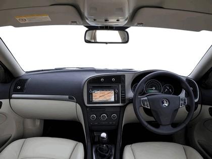 2011 Saab 9-3 Griffin Sport sedan - UK version 9