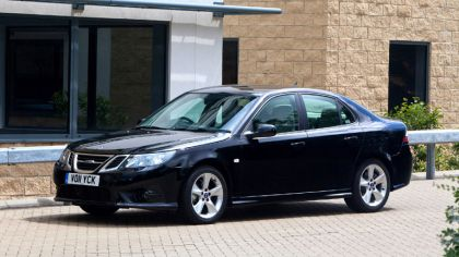 2011 Saab 9-3 Griffin Sport sedan - UK version 8