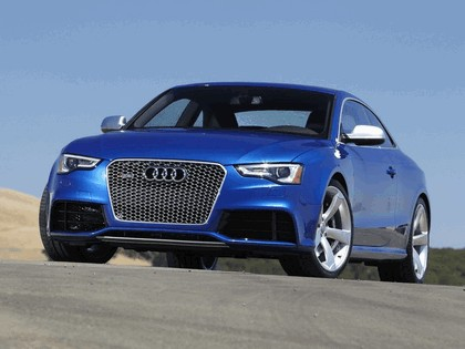 2012 Audi RS5 - USA version 16