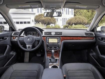 2012 Volkswagen Passat TDI - USA version 13