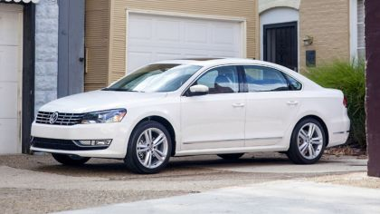 2012 Volkswagen Passat TDI - USA version 3