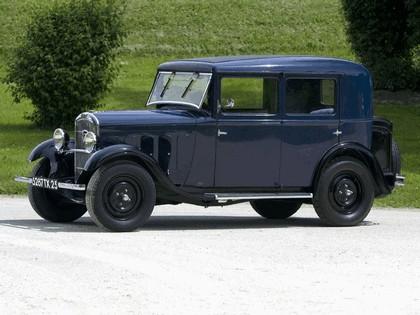 1929 Peugeot 201 8
