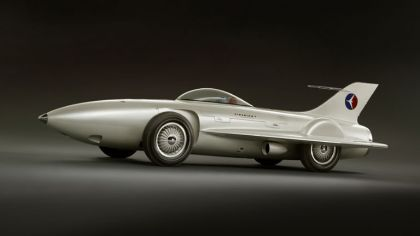 1954 General Motors Firebird I concept 9