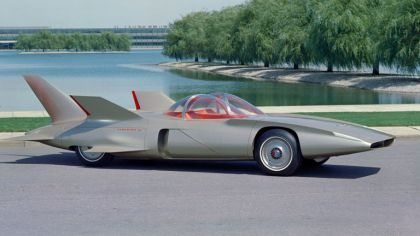 1958 General Motors Firebird III concept 9