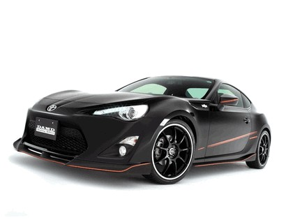 2012 Toyota GT 86 Black Edition by DAMD 1