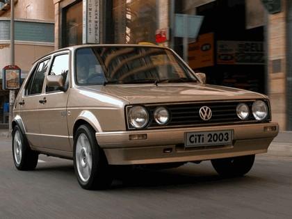 2003 Volkswagen Citi Life 4