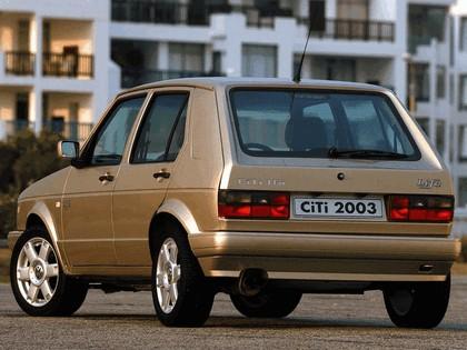 2003 Volkswagen Citi Life 5