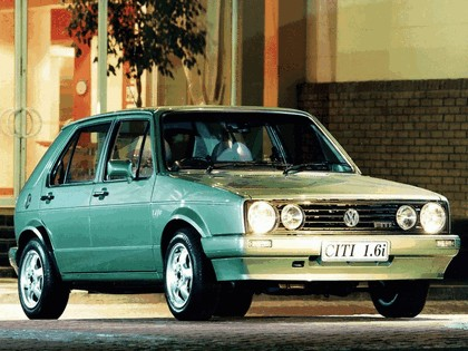 2003 Volkswagen Citi Life 6