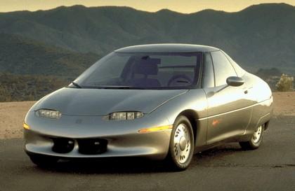 1990 General Motors Impact concept 2