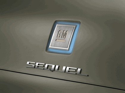2005 General Motors Sequel concept 15