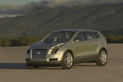 2005 General Motors Sequel concept 19