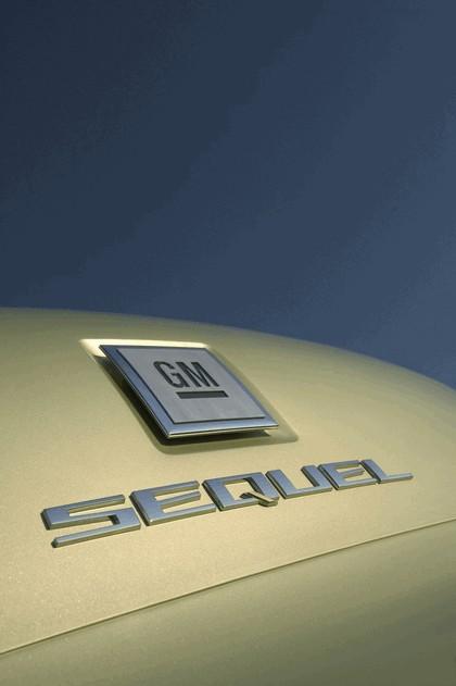 2005 General Motors Sequel concept 48