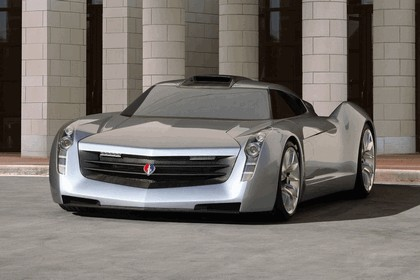 2006 General Motors Turbine Powered Ecojet concept 2