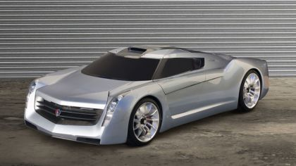 2006 General Motors Turbine Powered Ecojet concept 6