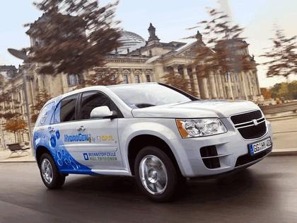 2008 General Motors Hydrogen4 concept 3