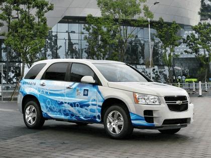 2008 General Motors Hydrogen4 concept 4