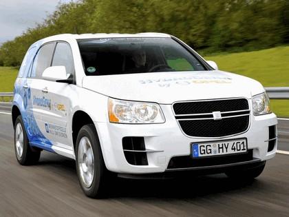 2008 General Motors Hydrogen4 concept 7