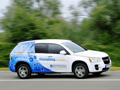 2008 General Motors Hydrogen4 concept 8