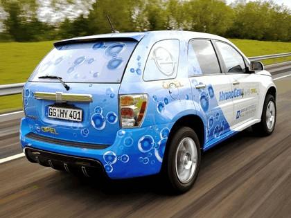 2008 General Motors Hydrogen4 concept 9