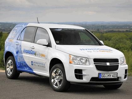 2008 General Motors Hydrogen4 concept 12