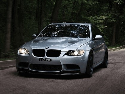2012 BMW M3 ( E90 ) Silverstone by IND Distribution 1