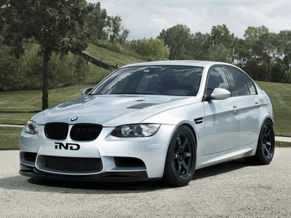 2012 BMW M3 ( E90 ) Silverstone by IND Distribution 3