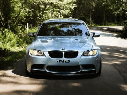 2012 BMW M3 ( E90 ) Silverstone by IND Distribution 7