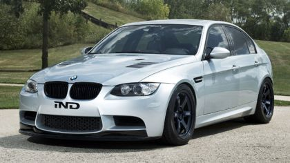 2012 BMW M3 ( E90 ) Silverstone by IND Distribution 2