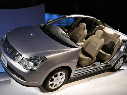 2006 Nissan Bluebird Sylphy japanese version 34
