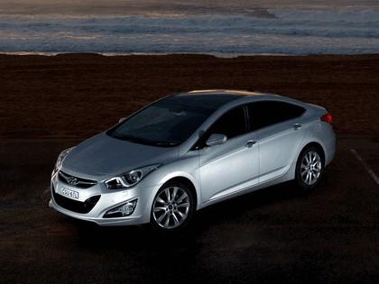 2012 Hyundai i40 sedan - Australian version 2