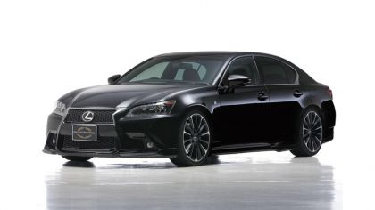 2012 Lexus GS F-Sport by Wald 5