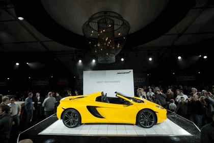 2012 McLaren 12C spider - unveiling 1