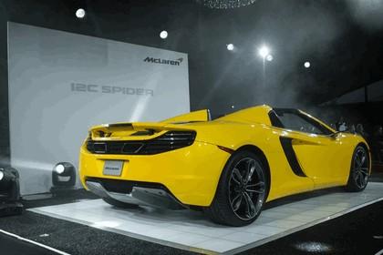 2012 McLaren 12C spider - unveiling 5