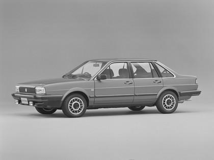 1984 Volkswagen Santana Autobahn - Japanese version 1