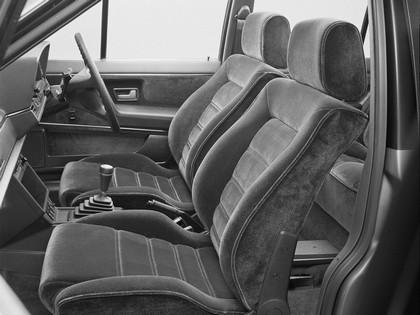 1984 Volkswagen Santana Autobahn - Japanese version 3